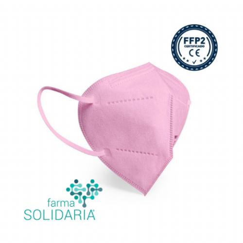 Mascarilla solidaria ffp2