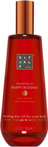 The ritual of happy buddha dry oil body & hair 100ml