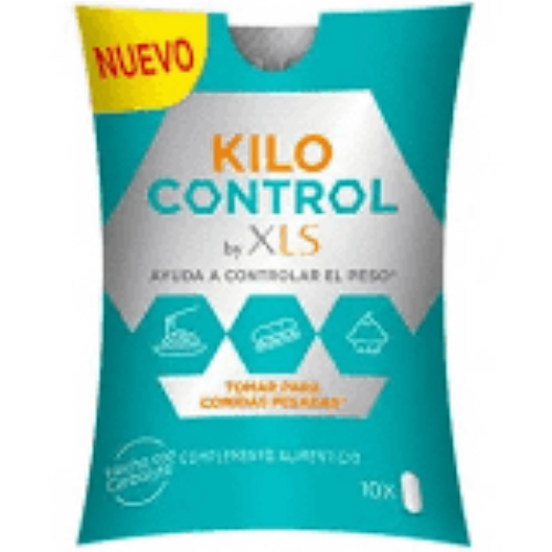 Xls kilo control (10 comprimidos)