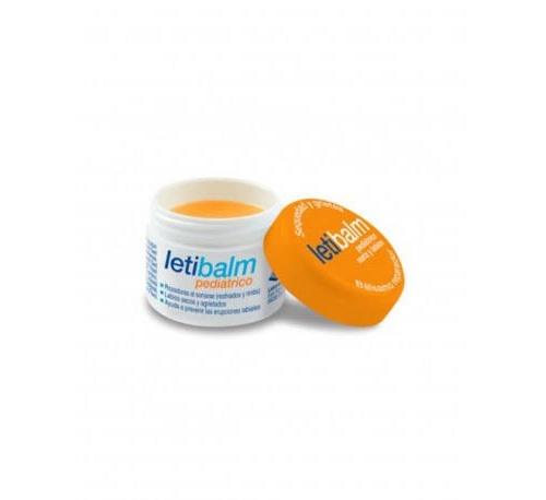 Letibalm balsamo reparador nariz y labios pediatrico (1 envase 10 ml)