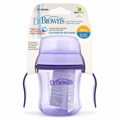 Taza de principiante dr brown s natural flow