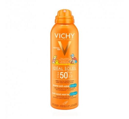Ideal soleil spf 50 bruma antiarena (200 ml)