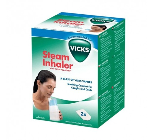 Vicks inhalador de vapor v130