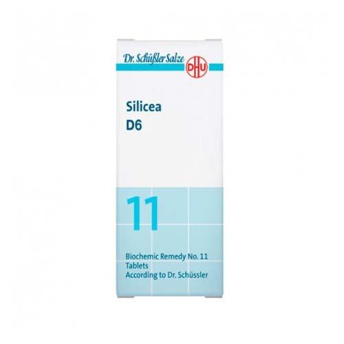 Sal 11 silicea d6  80 comp           dhu