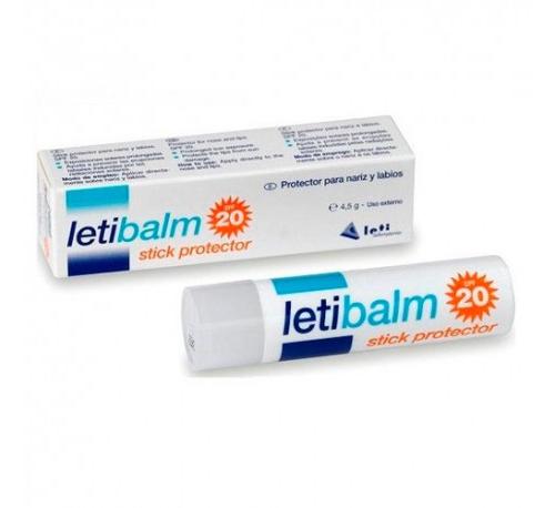 Letibalm stick protector spf 20 (4.5 g)