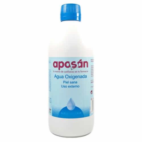 Aposan agua oxigenada (500 ml)