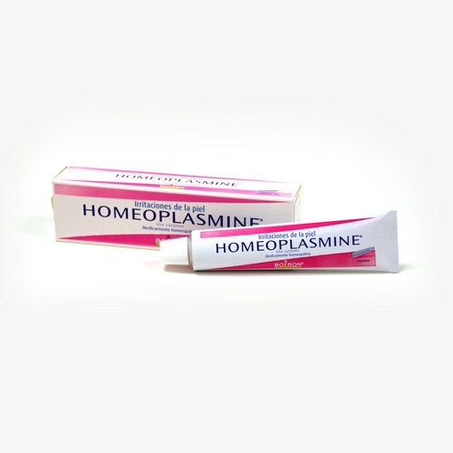 Homeoplasmine pomada 40 gramos    boiron