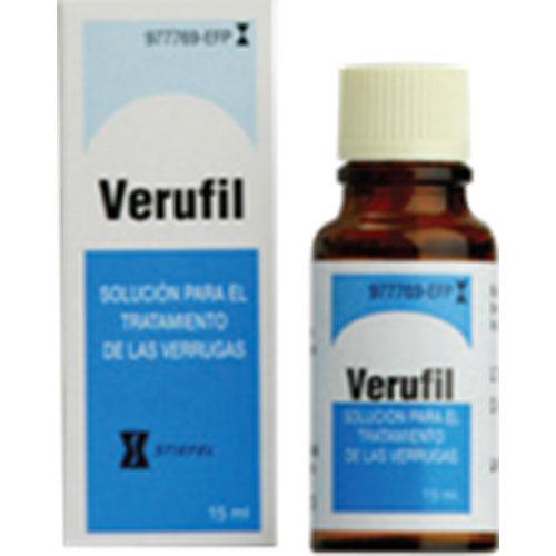 VERUFIL COLODIÓN , 1 frasco de 15 ml