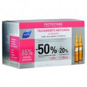 Phytocyane tratamiento anticaida femenino 12x75ml