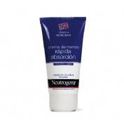 Neutrogena crema de manos rapida absorcion (1 envase 75 ml)