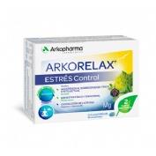 Arkorelax estres control (30 comprimidos)