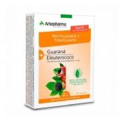 Arkopharma guarana y eleuterococo arkocapsulas complex (40 capsulas)