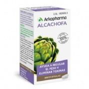 Arkopharma alcachofa (40 capsulas)