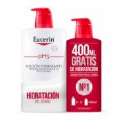 Eucerin ph5 loc dosif 1000 ml + 400 ml