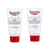 Eucerin duplo crema de manos 2x75