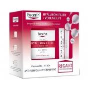 Eucerin hyaluron filler volume lift - crema de dia fps15 piel seca (1 envase 50 ml)
