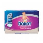 Pañal infantil - dodot protection plus activity (t- 5 11-16 kg 42 u)