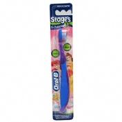Cepillo dental infantil - oral-b kids cars/frozen (3-5 años)