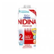 Nidina 2 premium (500 ml 4 u liquida)