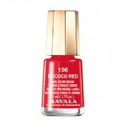 Mavala laca uã'as 156 rococo red