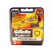Gillette recambio fusion proshield 3u