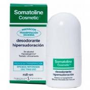 Somatoline cosmetic desodorante hipersudoracion (roll-on 40 ml)