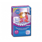 Pañal infantil niña - dodot happyjama (t- 8 8-12 años 27-57 kg 13 u)