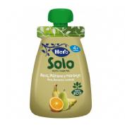 Hero baby solo platano pera y naranja (100 g)