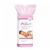 Compresas higienicas femeninas posparto - febus algodon hipoalergenicas (normal con alas  10 u)