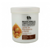 Th mascarilla leche de macadamia y karit㉠xxl 700ml