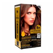 Th pharma vitalia sin amoniaco - coloracion capilar permanente (color  5.34 castaño claro dorado aco