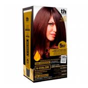 Th pharma vitalia sin amoniaco - coloracion capilar permanente (color  5.57 castaño claro caoba viol