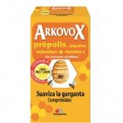 Arkovox propolis + vitamina c (24 comprimidos miel y limon)