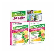 Arkovital pura energia 30 comprimidos 2âªud 20% dto