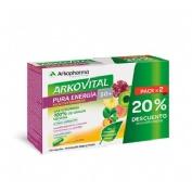 Arkovital pura energia 50+ (2 unidades 60 capsulas pack)