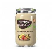 Nutriben ecopotitos macedonia de frutas (235 g)