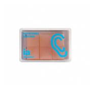 Tapones oidos silicona - interapothek (moldeables 6 u)