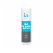 Interapothek gel de baño proteinas de quinoa (750 ml)