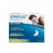 Epaplus sleepcare melatonina con triptofano (60 comprimidos)