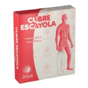 Cubre escayola - joya cierre velcro (pierna larga)
