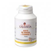 Aceite de onagra + vitamina e (275 perlas)