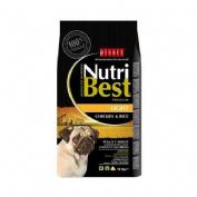 Nutribest perro light chicken rice 3 kg