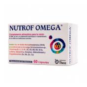Nutrof omega caps (60 capsulas)