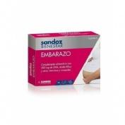 Sandoz bienestar embarazo (30 capsulas)