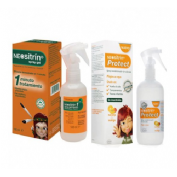 Pack neositrin protect + - neositrin 1 spray gel líquido (100 ml+ 60 ml)