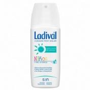 Ladival hidratante de verano para niños y piel atopica (1 spray 150 ml)