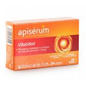 Apiserum vitalidad (30 capsulas blandas)