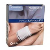Muñequera - farmalastic innova velcro (beige t- peq/med)