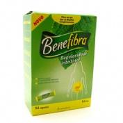 Benefibra fibra soluble liquido (12 sobres 60 ml)