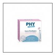 Suero fisiologico phy bebe monodosis (30 unidades 5 ml)